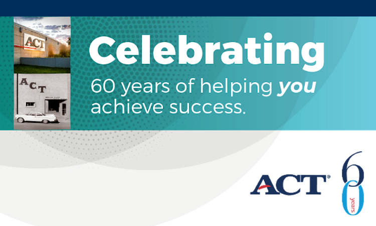 ACT Kicks Off 60th Anniversary Celebration