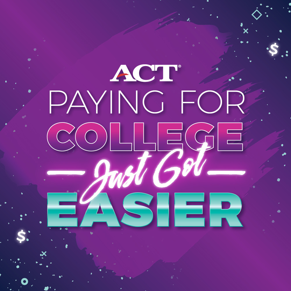 Paying for College Just Got Easier
