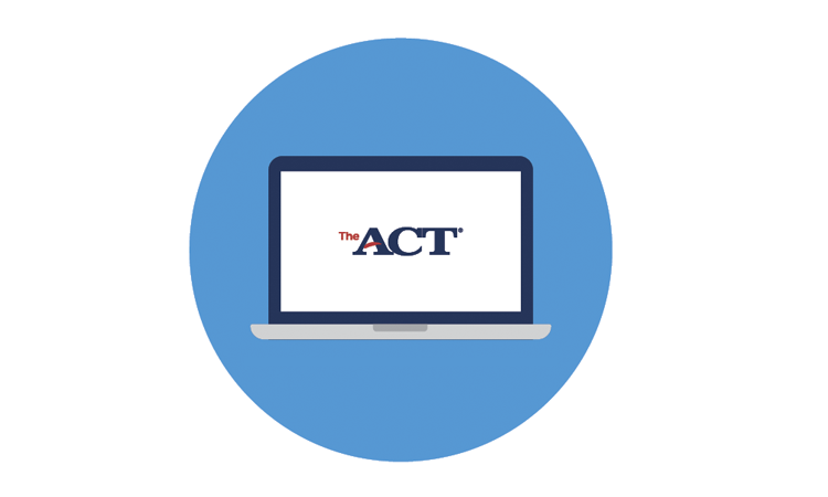 act national test dates 2020