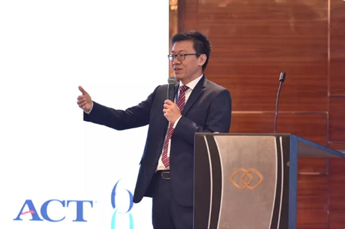 Eng Han Tan, Regional Director (China), ACT