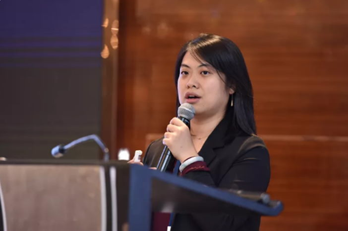 Lai Sumin, Marketing Manager, ETS TOEFL China