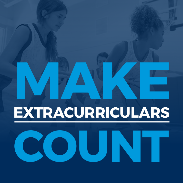 Make extra-curriculars count