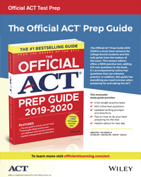 The Official ACT Test Prep Guide