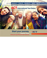 ACT International Test Guide