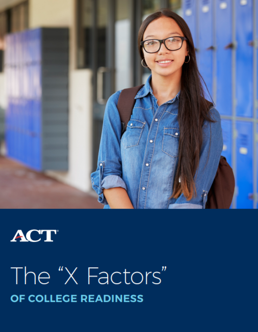 eBook: The X Factors of College Readiness